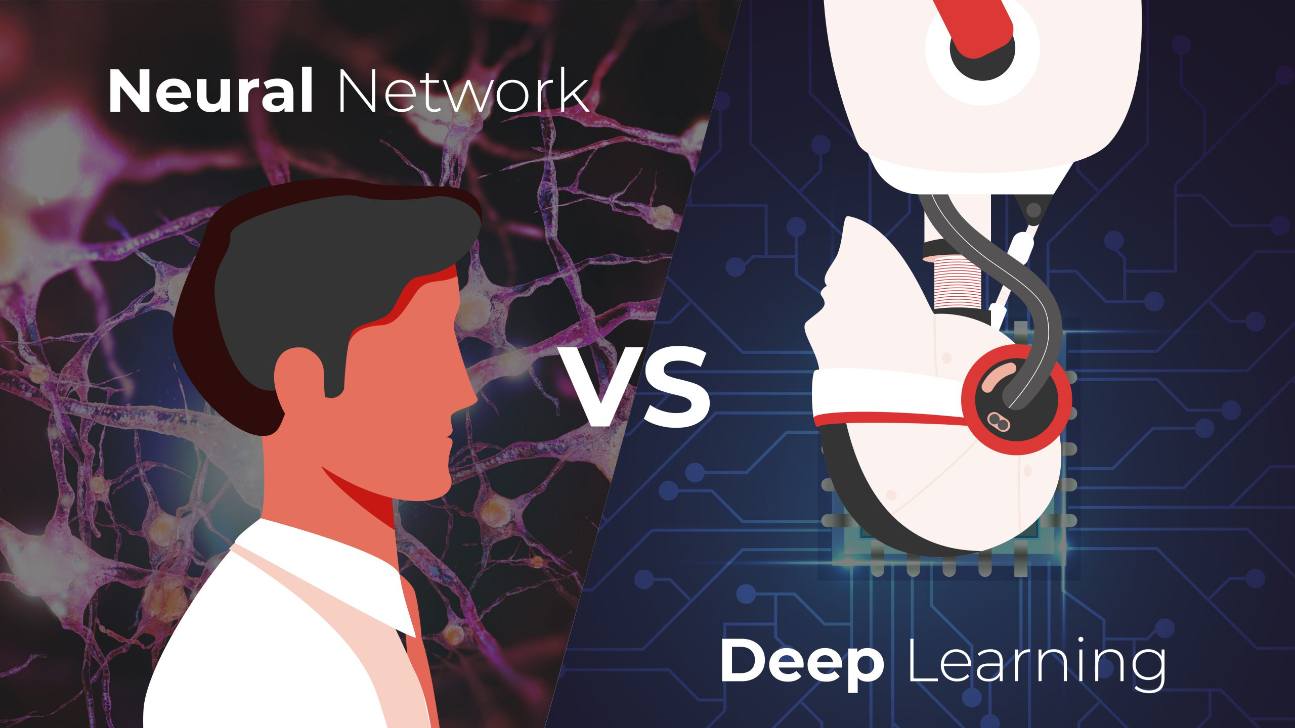 Deep Learning vs Neural Network: What's the Difference?