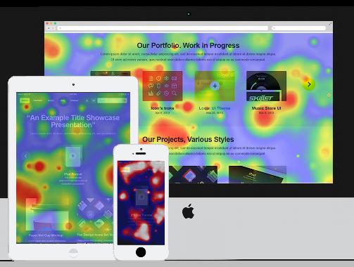 data-driven marketing strategy using heatmapping