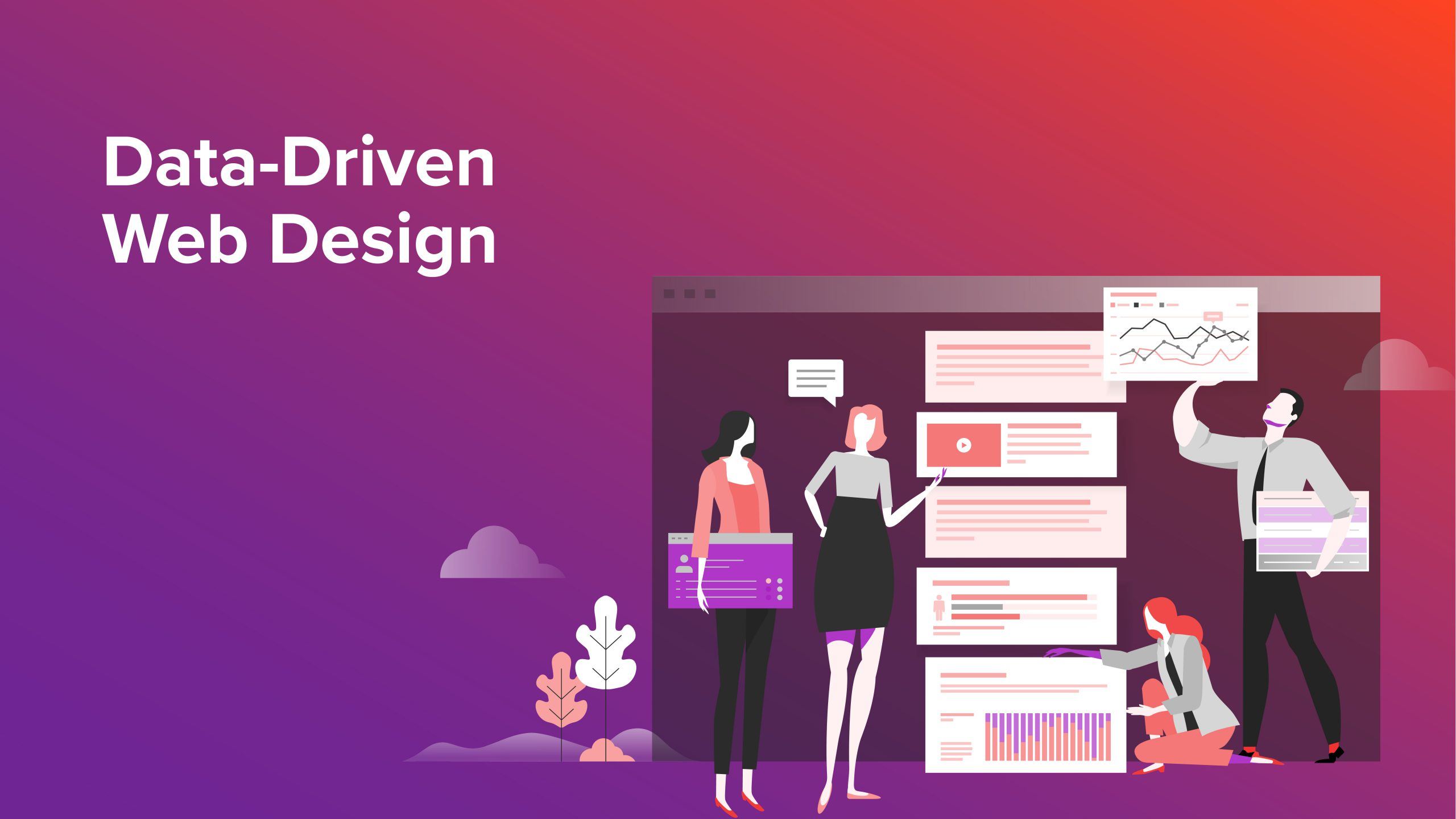What is Data-Driven Web Design?