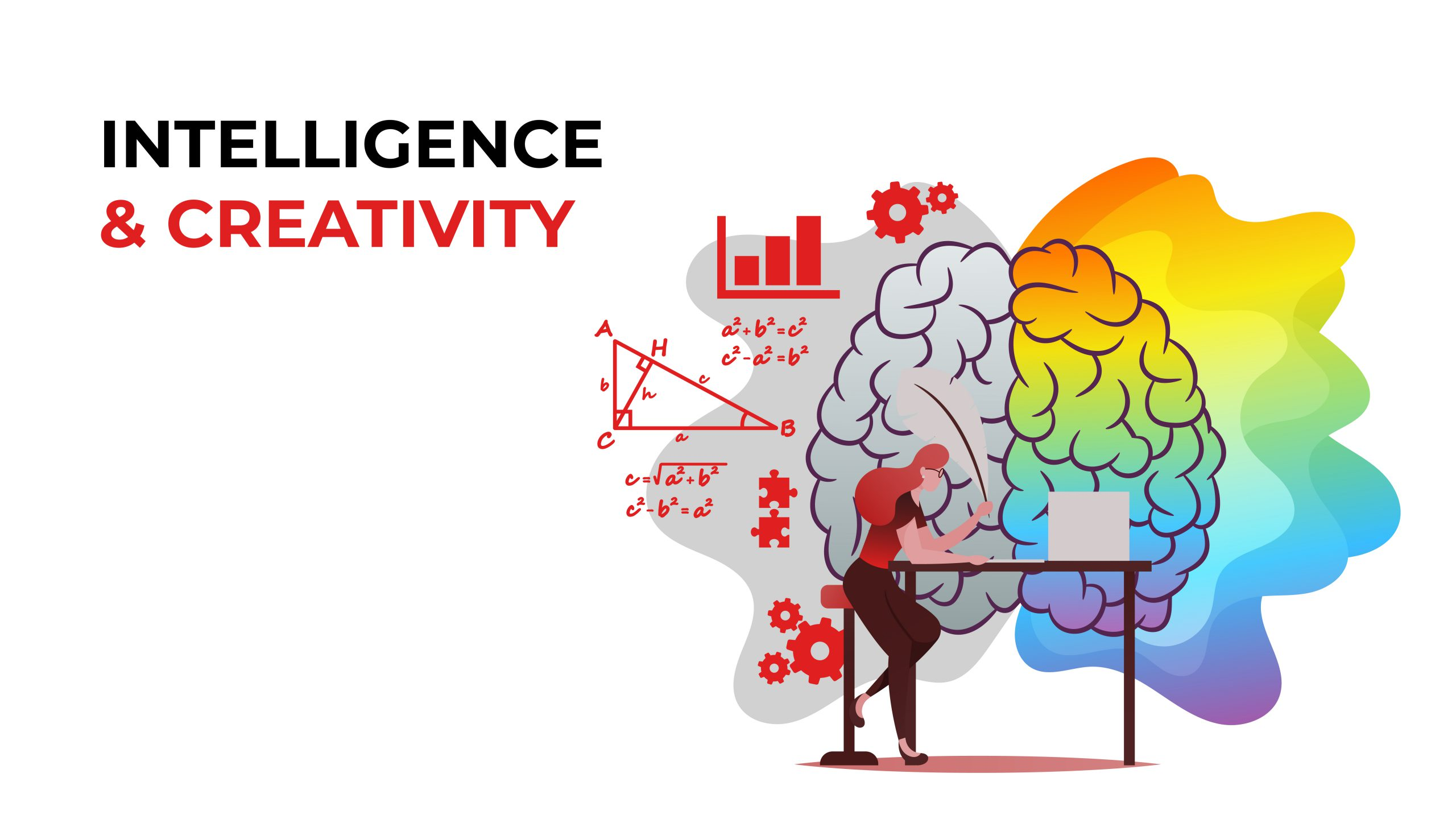 The relationship between creativity and intelligence