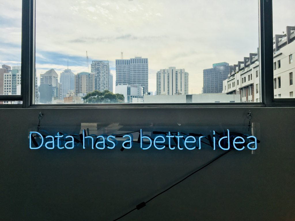 Tagline for data driven agency